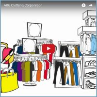 A&E Clothing is on Youtube