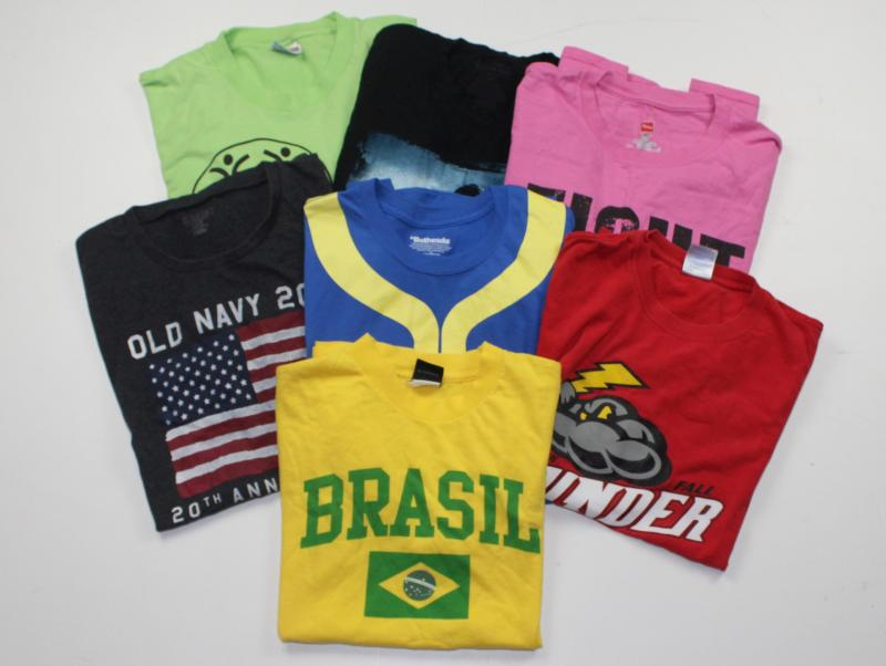 Grade 1 Used Clothes T-Shirts