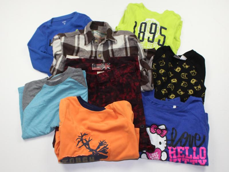 Grade 1 Used Kids Clothes