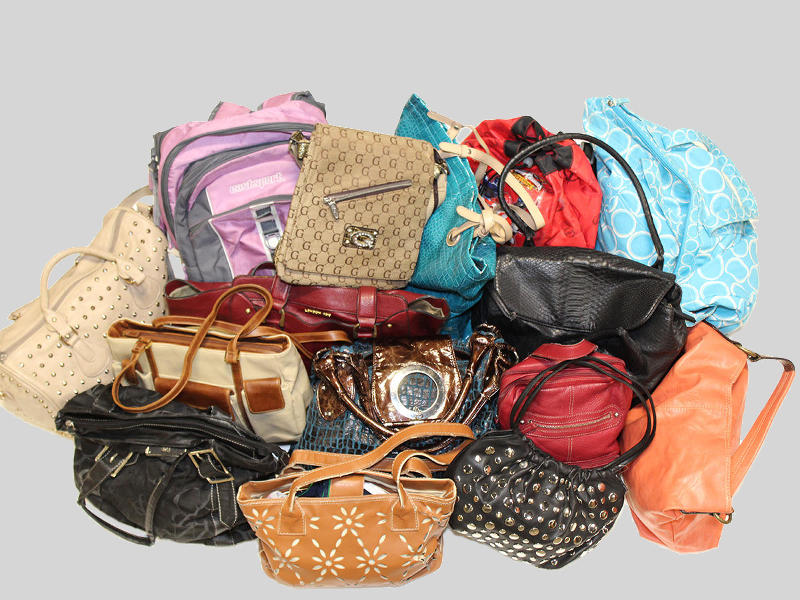 Used Bags Mixed