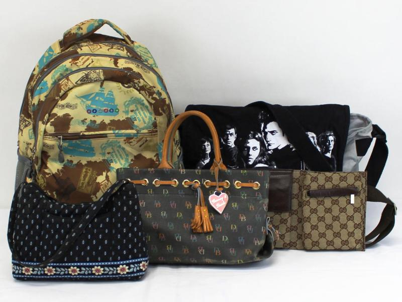 Used Bags And Backpacks
