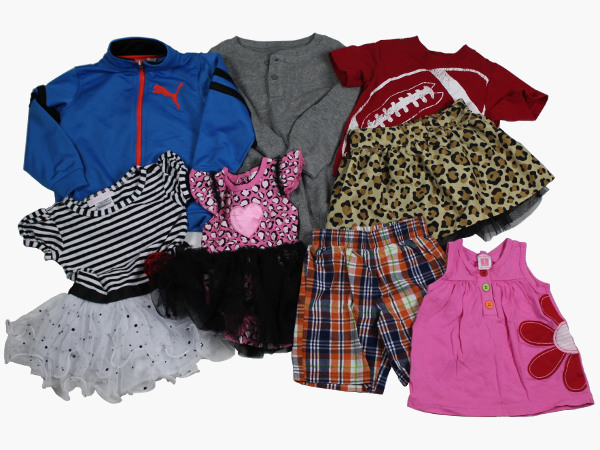 Used Kids Clothing