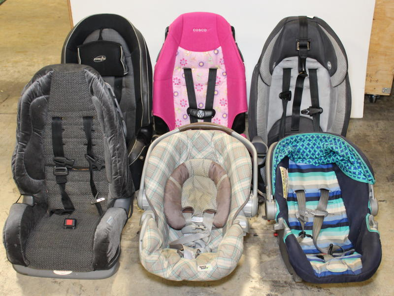 Used Car Seats