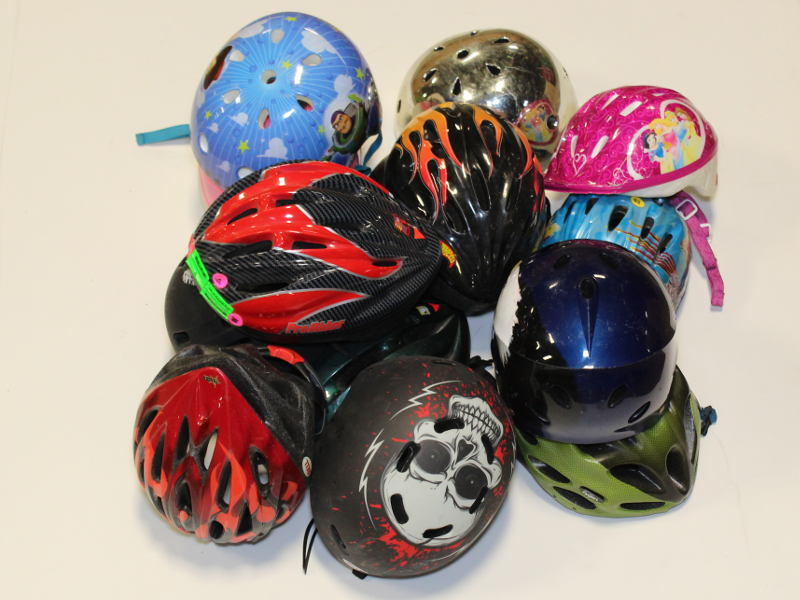 Used Bike Helmets