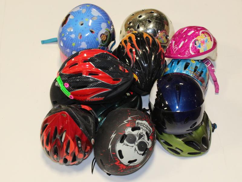 Used Bike Helmets