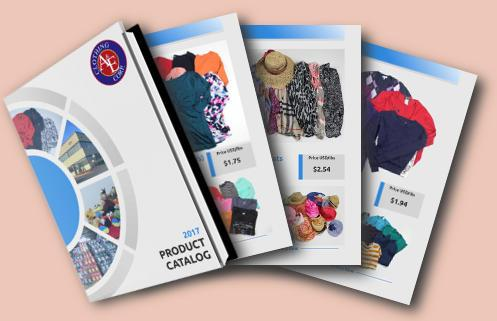 Used Clothes In Bales Catalog