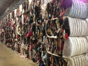 A&E Clothing large bales