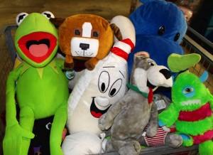 A&E Clothing Soft Toys