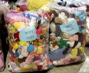 A&E Clothing Packed Soft Toys