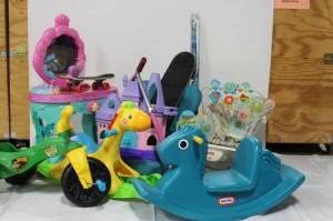 A&E Clothing Garden Toys