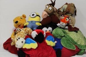 A&E Clothing Soft Toys Mix