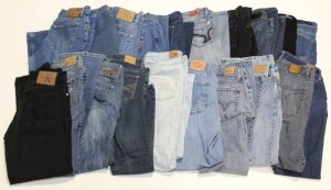 used clothing womens jeans